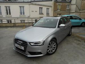 Audi A4 avant 3.0 V6 TDI 245CH DPF AMBITION LUXE QUATTRO S
