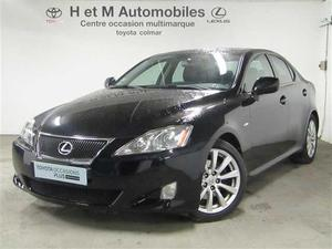 Lexus Is 250 Pack Executive Auto  Occasion