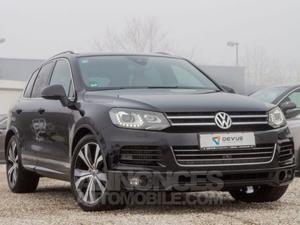 Volkswagen Touareg 3.0 V6 TDI245 FAP CARAT EDITION TIP noir