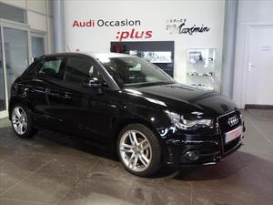 voiture occasion audi a1 sportback s line 1 42 cozot voiture. Black Bedroom Furniture Sets. Home Design Ideas