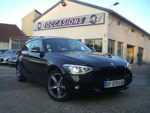 BMW 116 Lounge Plus 3p  Occasion