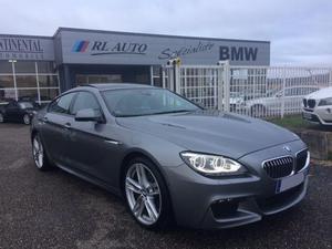 BMW 640 (F06) DA 313CH SPORT DESIGN  Occasion