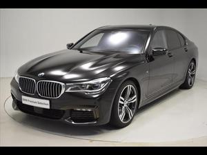 BMW 740 LdA xDrive 320ch M Sport  Occasion