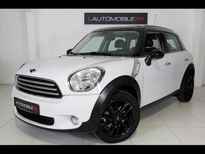 MINI Countryman COOPER D PACK CHILI TOIT OUVRANT PANORAMIQUE