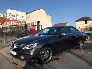 Mercedes-benz Classe e (W BLUETEC SPORTLINE