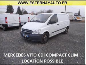 Mercedes-benz Vito fg MERCEDES VITO 110CDI COMPACT KMS