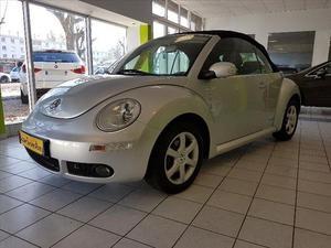 Volkswagen New beetle TDI 105 CABRIOLET  Occasion