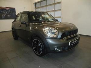 MINI Countryman Cooper S 184ch Pack Red Hot Chili