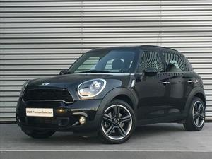 MINI Countryman Cooper S 184ch Pack Red Hot Chili II ALL4