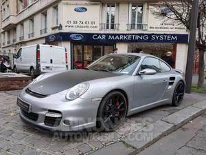 Porsche  TURBO MANTHEY gris métallisé