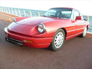 alfa romeo spider fl 2l essence annee 1984 130000 km 5500. Black Bedroom Furniture Sets. Home Design Ideas