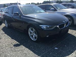 BMW 320 DA XDRIVE 184 M SPORT  Occasion