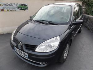 Renault Scenic ii 2.0 DCI 150CH EXCEPTION  Occasion