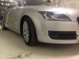 AUDI TT Coupé V Quattro S-Tronic A