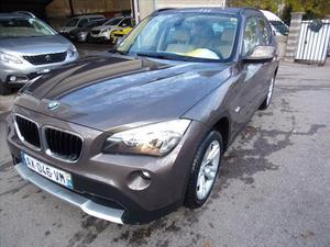 BMW X1 2L D CONFORT X-DRIVE 177 CV GPS RADAR  Occasion