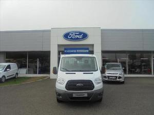 Ford Ford CHASSIS S CABINE 470L3RJ AMBIENTE 22TDCI155 BENNE