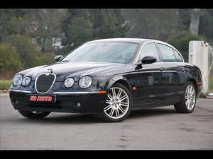 jaguar s type 27 d bi turbo intuition sport 2005 occasion di moselle cozot voiture. Black Bedroom Furniture Sets. Home Design Ideas
