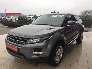 Land Rover Evoque coupe 2.2 Td4 Pure Pack Tech Pure BVA Mark