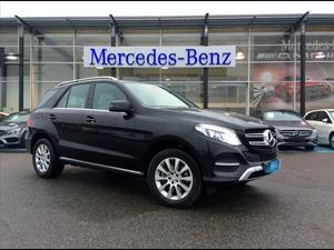 Mercedes-benz Gle 250 d 204ch 4Matic 9G-Tronic  Occasion