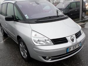renault renault espace 4 phase 3 25th dci 150 cozot voiture. Black Bedroom Furniture Sets. Home Design Ideas