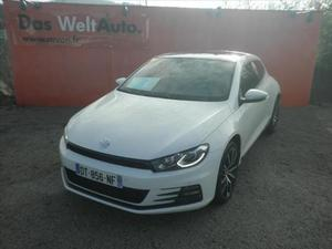 volkswagen scirocco 20 tfsi carat dsg 3 portes clim auto annee 2008 blanche a toulouse 31. Black Bedroom Furniture Sets. Home Design Ideas