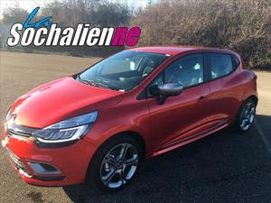 Renault Clio iv DCI 90CH ENERGY INTENS 5P+PACK FULL GT LINE