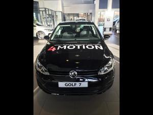 Volkswagen Golf 1.6 TDI 110ch BlueMotion Technology FAP