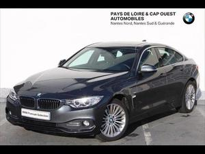 BMW Série 4 Gran Coupe 420d xDrive 184ch Luxury