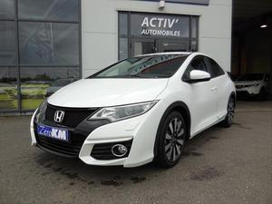 honda civic 5 portes 1 8 i vtec sport 2007 cozot voiture. Black Bedroom Furniture Sets. Home Design Ideas