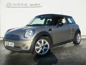 mini cooper 1 6l 120ch de france ile de france essonne marcoussis cozot voiture. Black Bedroom Furniture Sets. Home Design Ideas
