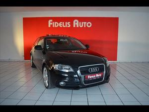 Audi A3 2.0 TDI 170CH AMBITION LUXE S TRONIC GPS