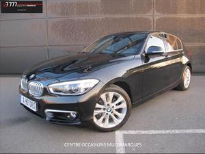 BMW 118 (F21/F20) DA 150CH URBANCHIC 5P  Occasion