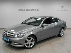 Mercedes-benz Classe c coupã© 220 CDI Executive 7GTronic