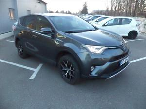 Toyota Rav Hybride Design TSS Business AWD CVT