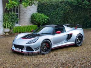 Lotus Exige Sport 380 bleu