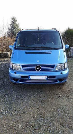 Mercedes Vito V220 Cdi Villetaneuse 93430 Cozot Voiture