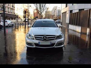 Mercedes-benz Classe c Classe C Coupé 220 CDI