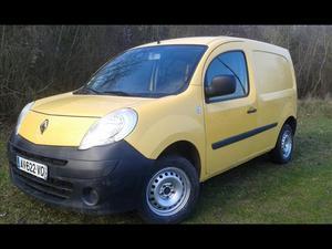 Renault Kangoo express KANGOO L0 1.5 DCI 70 ECO2 GENERIQUE