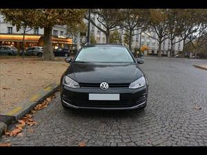 volkswagen golf sw carat tdi 150 comme break cozot voiture. Black Bedroom Furniture Sets. Home Design Ideas