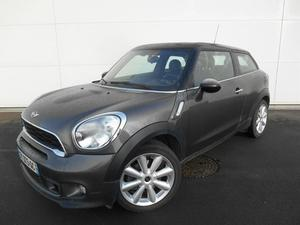 Mini Paceman Cooper S Pk Red Hot Chili Occasion Cozot Voiture