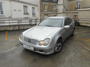 Mercedes-Benz Classe C CLASSE C COUPE SPORT (CL CDI