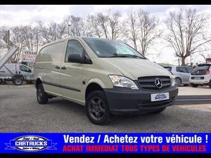 Mercedes-Benz Vito VITO FG 116CDI CPACT 4X4 BVA