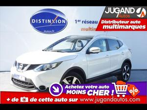 NISSAN Qashqai 1.6 DIG-T 163 N-CONNECTA 2WD  Occasion
