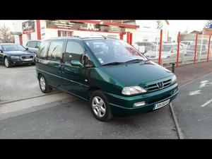 Peugeot  HDI 110 ST PACK 7PL  Occasion