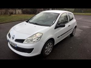 RENAULT Clio CLIO III STE 1.5 DCI 70CH AIR 3P  Occasion