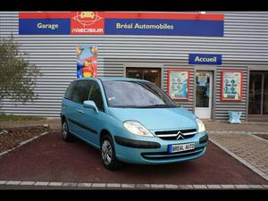 Citroen C8 2.0 HDI110 PACK LUXE GPS  Occasion