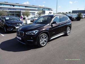 BMW X1 X1 Xdrive Xline 18d Automatique +/-  Km