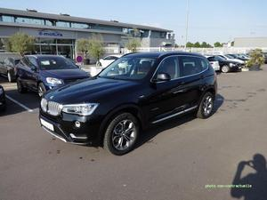 BMW X3 X3 Xdrive Xline 20d  Occasion