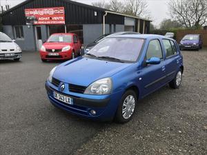 Renault Clio ii V 98CH LUXE PRIVILEGE 5P  Occasion