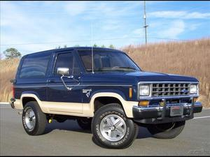 Ford Bronco ii  Occasion
